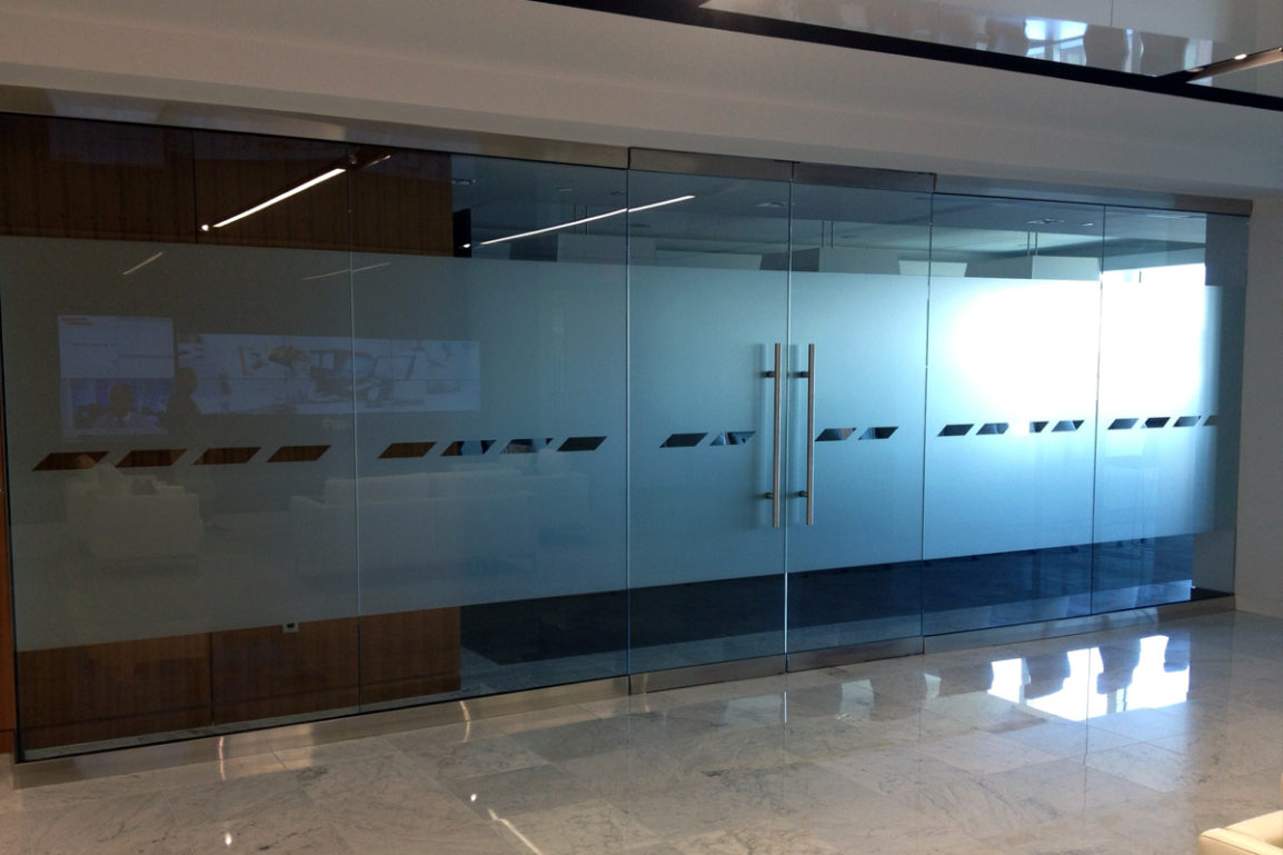 Decorative Glass Films Open Up Many Options In Buildings